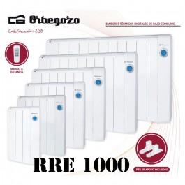 Emisores t rmicos orbegozo rre 1000 w radiadores bajo consumo - Radiadores emisores termicos ...