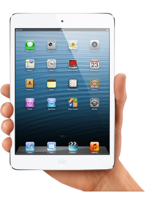 electrodomesticosromero.es-Apple iPad Mini 16Gb WiFi Blanco-iPad Mini-31