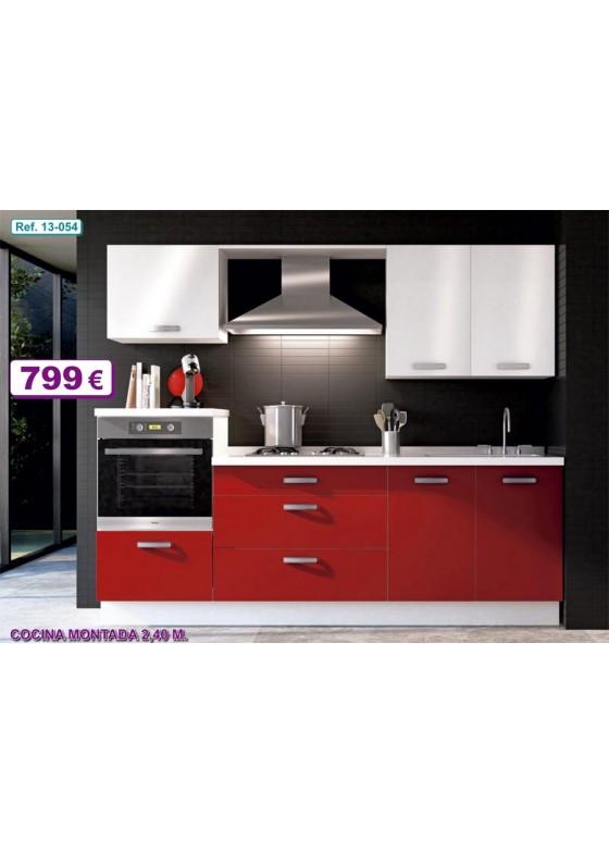 Muebles de cocina fiona modelo luna - Muebles para cocina economica ...