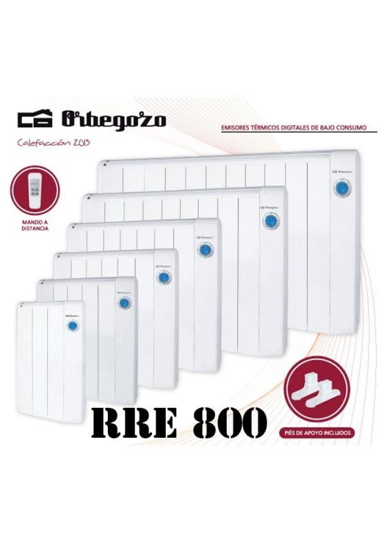 Emisores t rmicos orbegozo rre 800 w radiadores bajo consumo - Consumo emisores termicos ...