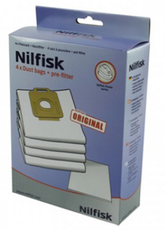 Bolsas aspirador Nilfisk power series y select Series
