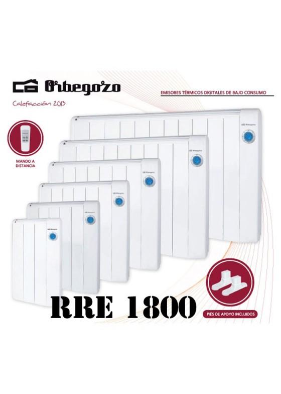Emisores t rmicos orbegozo rre 1800 w radiadores bajo consumo - Consumo emisor termico ...