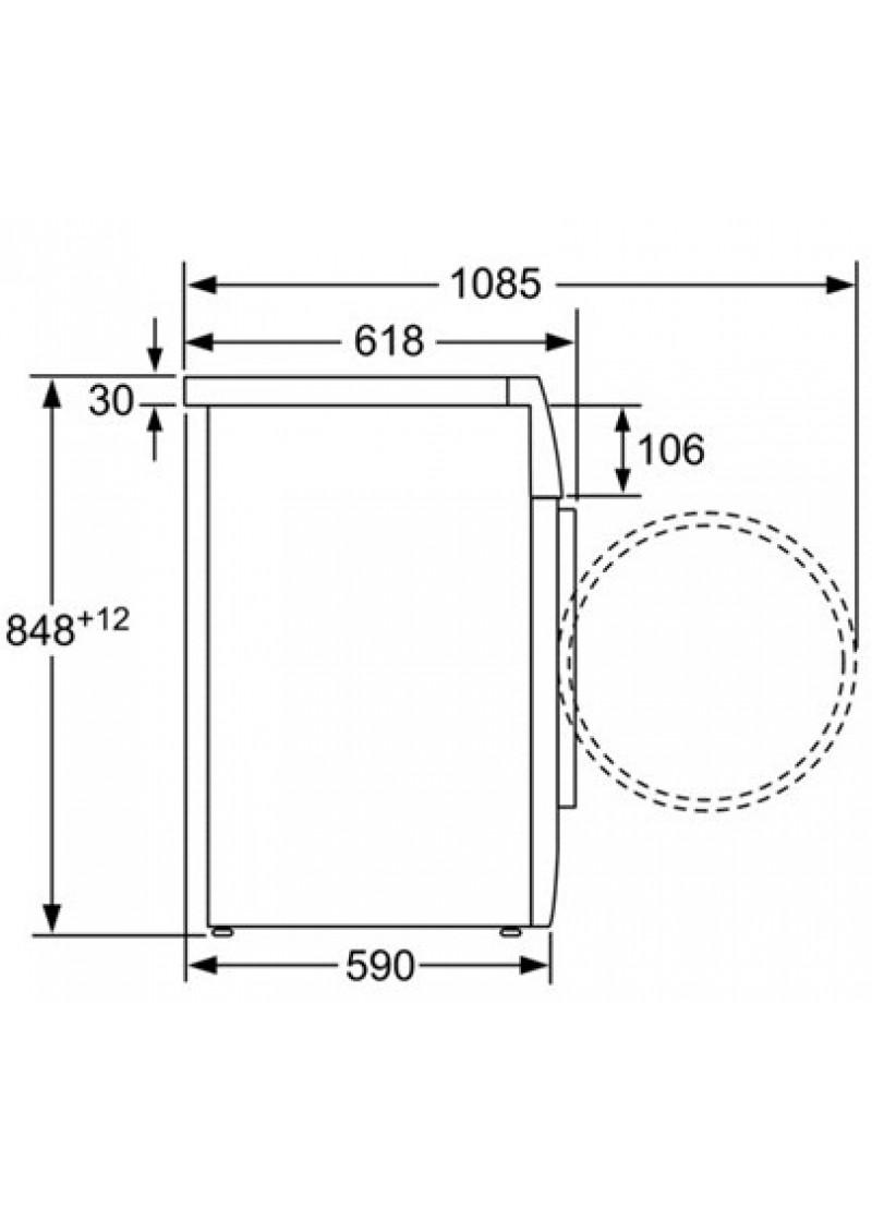 Precios lavadora secadora bosch wvh24460 ep for Funcion de la lavadora