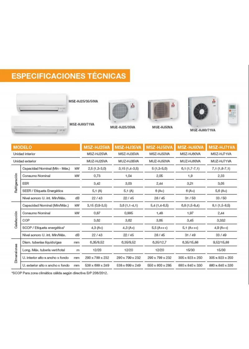 Aire mitsubishi inverter precios latest excellent aire - Bomba de calor inverter precios ...