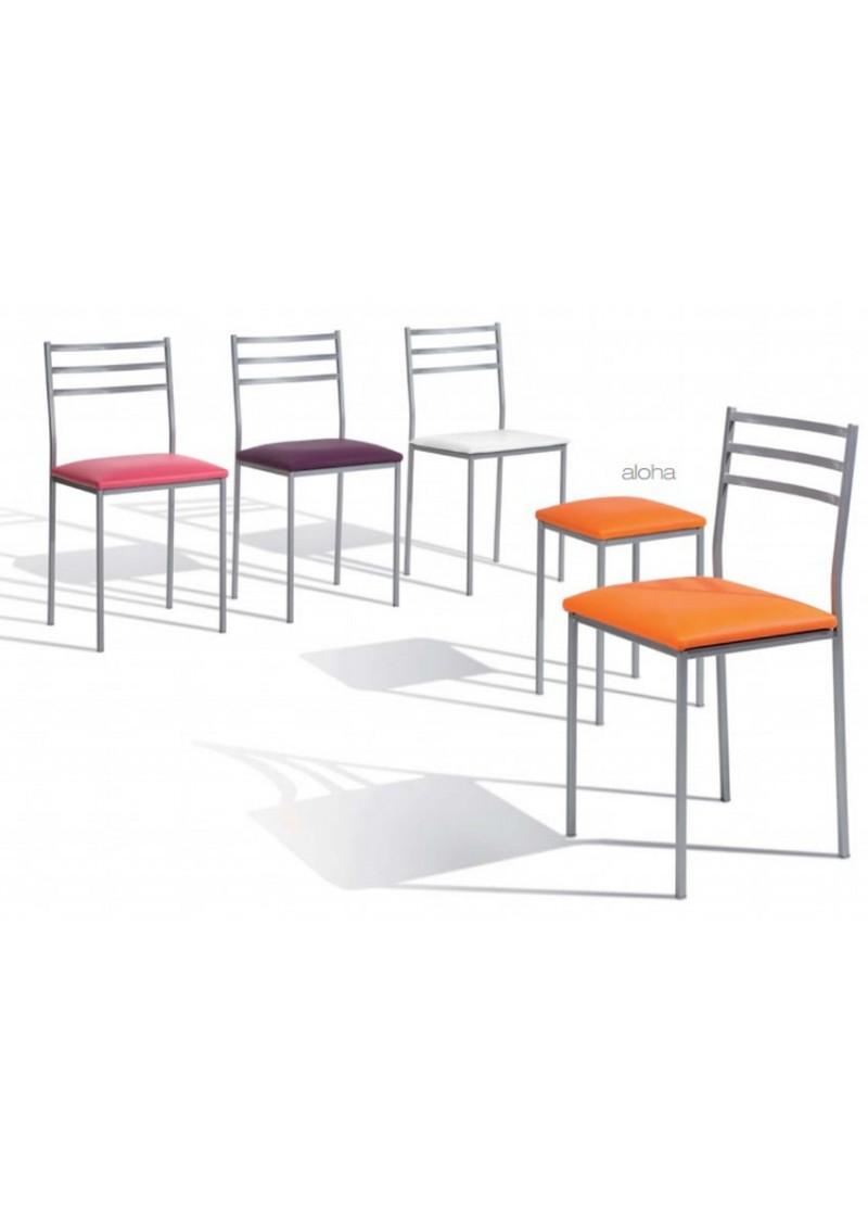 Sillas de cocina modelo roma sillas de m s inca for Sillas de colores para cocina