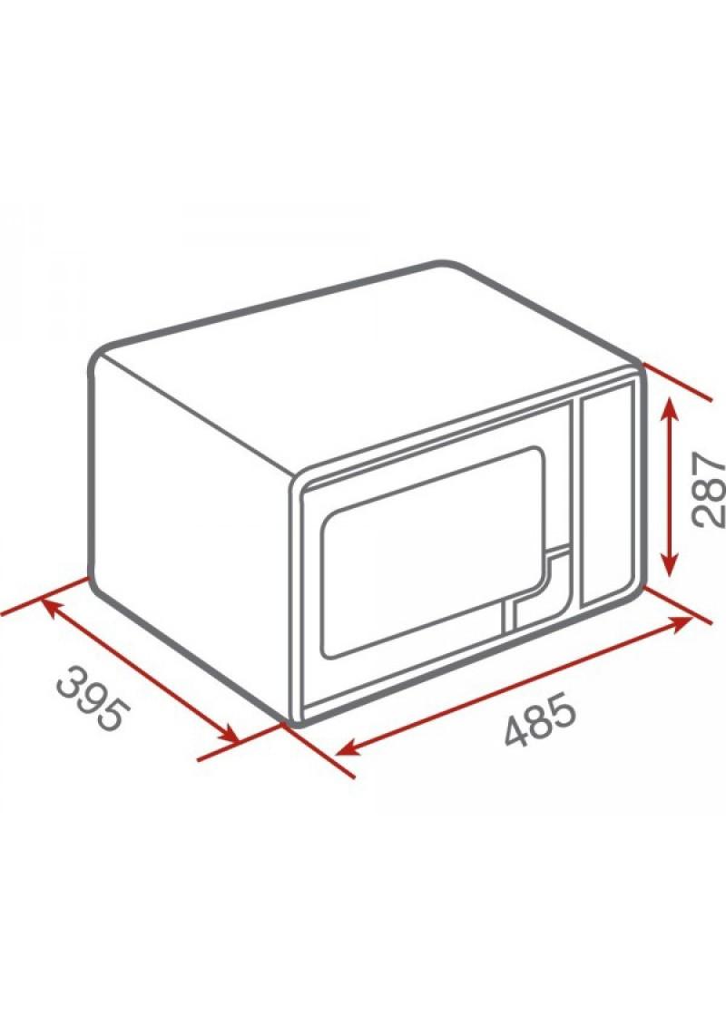 microondas teka mwe 210 g electrodom sticos. Black Bedroom Furniture Sets. Home Design Ideas
