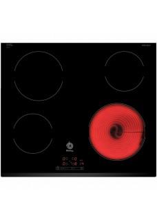Balay 3EB720LR placa vitrocerámica Biselada 4 fuegos