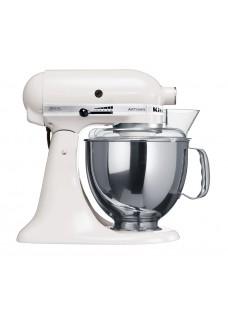 Robot de cocina KitchenAid Artisan 5KSM150PSWH Blanca