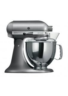 Robot de cocina KitcheiAid Artisan 5KSM150PSPM Gris Metal