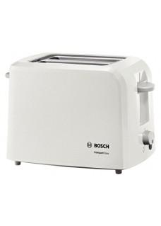 Bosch TAT3A011 Tostadora de pan doble ranura