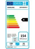 Clasificación energetica QE55Q60RATXXC