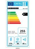 Clase energética Liebherr CNP 4013
