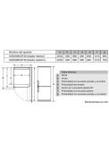 Encastre Balay 3KF6853MI