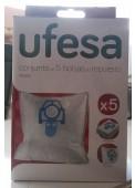 Box bolsas aspirador Ufesa FA0202