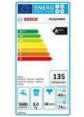 Clasificación Bosch WUQ24468ES